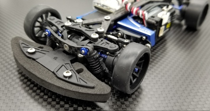 GLA-V2 1/27 4WD Chassis[90MM]